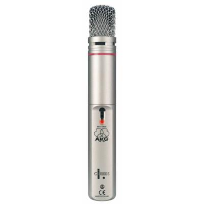 AKG C1000S Small Diaphragm Condenser Microphone