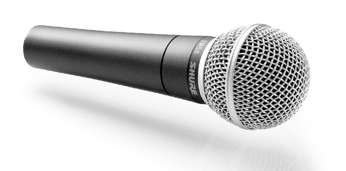 Shure SM Series SM58-LC Microphone