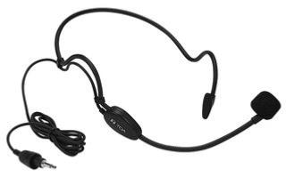 TOA WH-4000H Wireless Headset Microphone