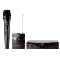 Wireless Single Channel Microphone Systems & Microphones