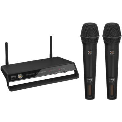 IMG Stage Line TXS-2402SET Digital wireless 2-channel PLL Microphone System