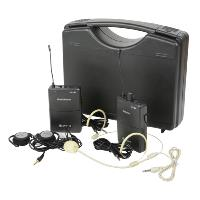 Chord UP2 Portable UHF Wireless System