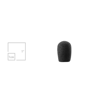 Audio Technica AT8131 Miniature Foam Windscreen for AT829 / AT803 / AT831 / PRO70
