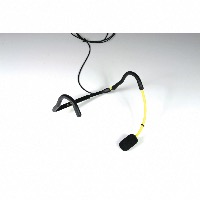 Trantec HM-66 (MIC-X66-YEL) Aerobic Headset - Yellow (4 pin mini XLR plug)