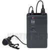 TOA 3310 Lavaliere Wireless Microphone