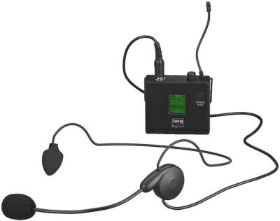 IMG Stage Line - TXS-81SX Multifrequency Headband Microphone Transmitter