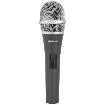 Chord DM04 Dynamic Hypercardioid Vocal Microphone