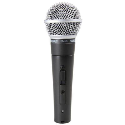 Shure SM Series SM58-S Microphone