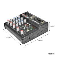 Citronic U-PAD Compact Mixer with USB Interface