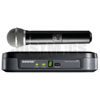 Shure PG24UK/PG58 Wireless Microphone System
