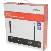 Chord NU1-H UHF Handheld Single Microphone System