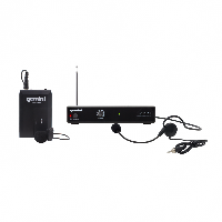 Gemini VHF-01HL VHF Wireless System Headset and Lapel