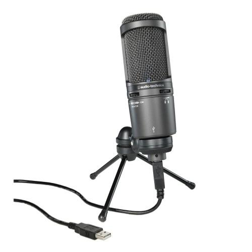 Audio Technica AT2020USB+ USB Microphone