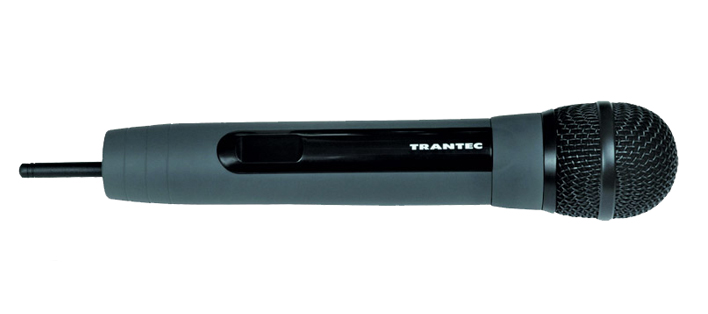 Trantec S4.4-HDX Handheld Transmitter / S4.4-MTX Replacement Microphone