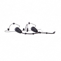 Gemini UHF-04HL UHF Four Channel Wireless System Headset-Lapel