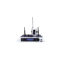 Trantec S5.5L UHF Multi Frequency Lapel System (supplied with X2)