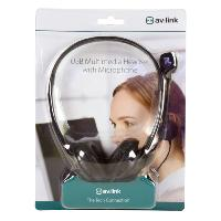 USB Multimedia Microphone Headset
