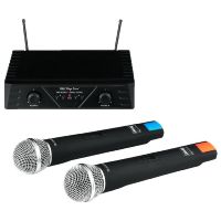 IMG Stage Line - TXS-812SET Wireless 2-channel microphone system