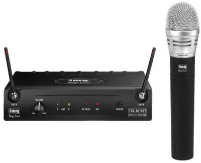 IMG Stage Line - TXS-811SET Multifrequency Microphone System