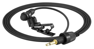 TOA YP-M5300 Cardioid Lavalier Microphone with Clip