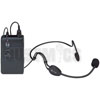 TOA WM-3310H VHF Headset Radio Microphone
