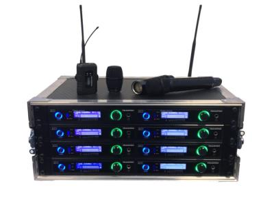 Trantec S5.5L-G1U-Rack-8W UHF Wireless Microphone System (Channel 38)